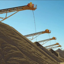 Industria de Minerales